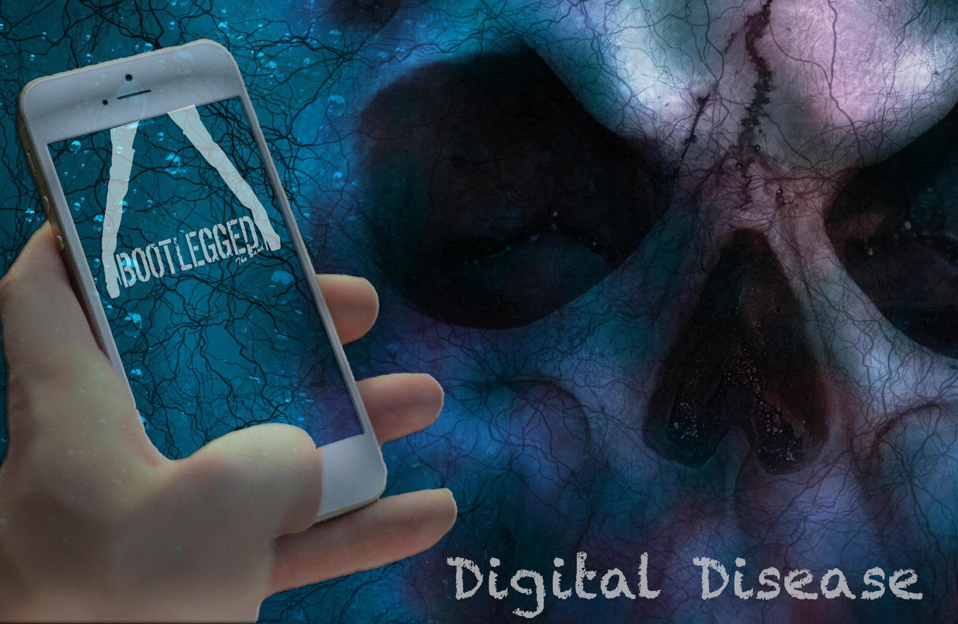 Digital Disease Cover